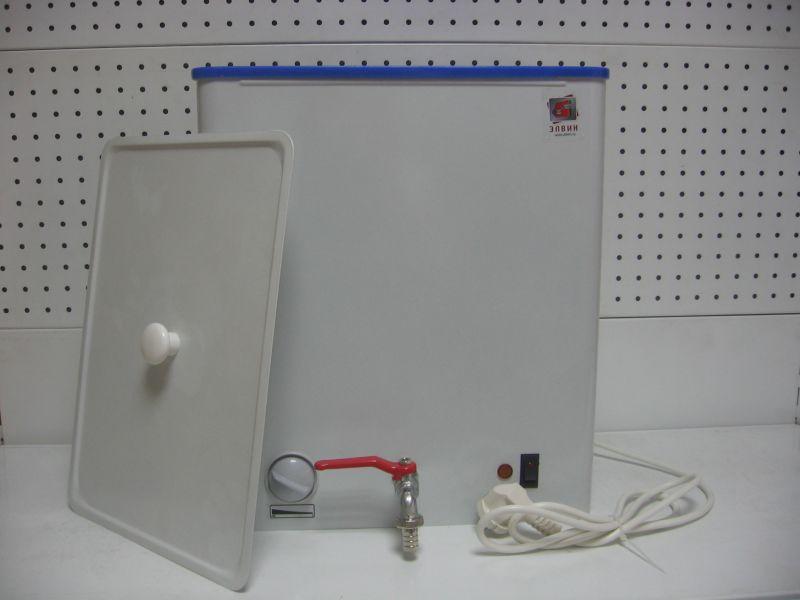 Электрводонагреватель ЭВБО-1,25 белый
