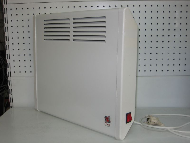 Электроконвектор ЭВНА-0,5